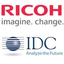 IDC MarketScape нарече Ricoh лидер в управлението на печата  и документообслужването за четвърти път