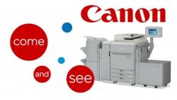 Canon imagePRESS C600i  - новата звезда на Canon