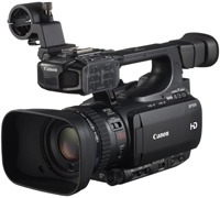 Нови модели видеокамери от Canon