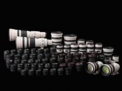 Canon достигна повратна точка за EOS с производството на 60 милионната бройка на EF обектив