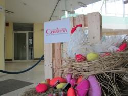 Екипът на Кантек ви пожелава Светли Великденски Празници