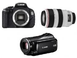 Canon получи три отличия на наградите EISA за 2011-2012