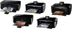 Canon обяви появата на новите мултифункционални мастилено-струйни принтери PIXMA MG2150, PIXMA MG3150, PIXMA MG5350, PIXMA MG6250 и PIXMA MG8250