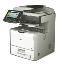 Ricoh пуска на пазара своите нови черно-бели мултифункционални А4 устройства Aficio™SP 5200S/SP 5210SF/SP 5210SR