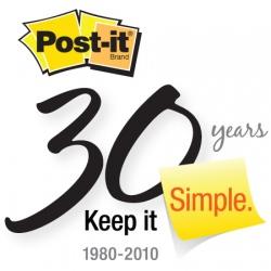 30 години от създаването на марката Post-it®